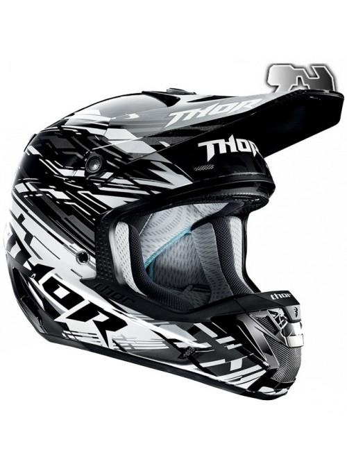 Casque motocross THOR VERGE TWIST