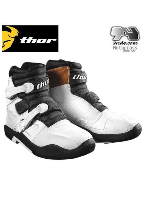 Bottes Thor Blitz Ls blanche 9ride.com