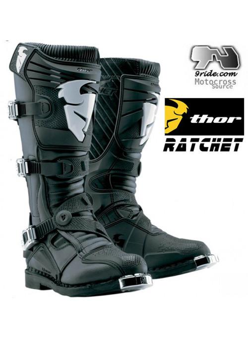 Bottes Thor Ratchet noir-9ride