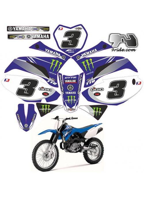 Kit déco Yamaha TTR-125