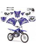 Kit déco TTR-125 Yamaha