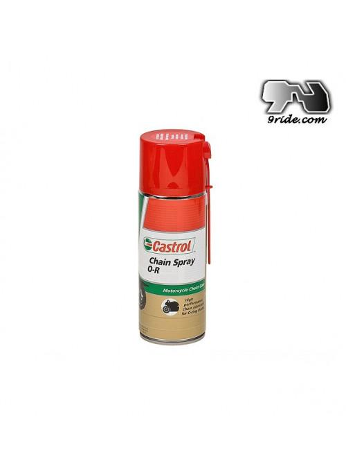 Huile de chaine Castrol Spray O-R