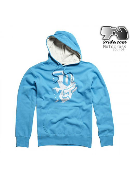 Sweatshirt Fox Racing Whaky BLEU