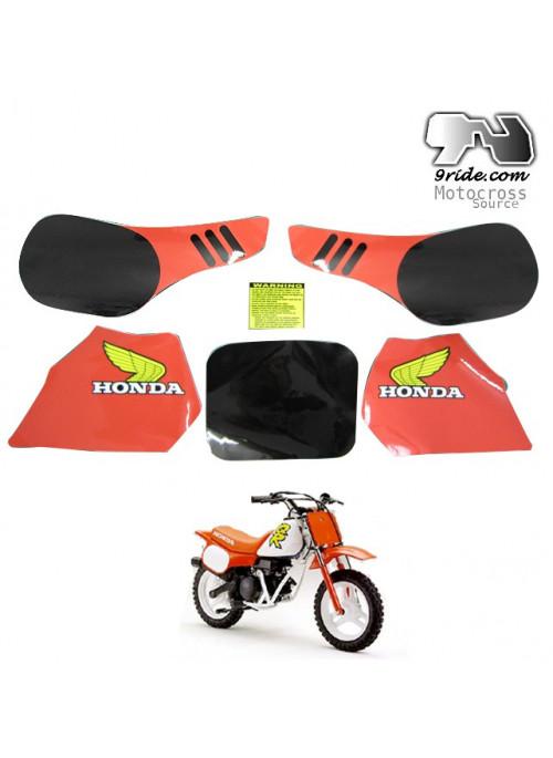Kit deco QR 50 HONDA 9ride.com