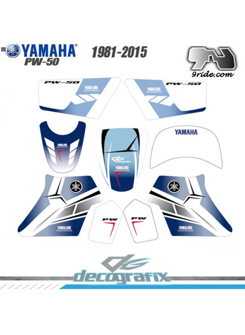 Kit déco Yamaha PW 50 Decografix