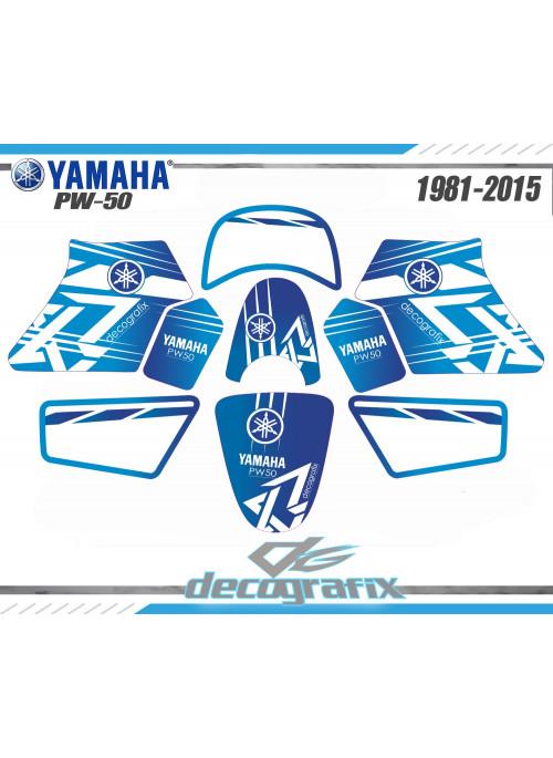 Kit déco YAMAHA PW-50 DECOGRAFIX