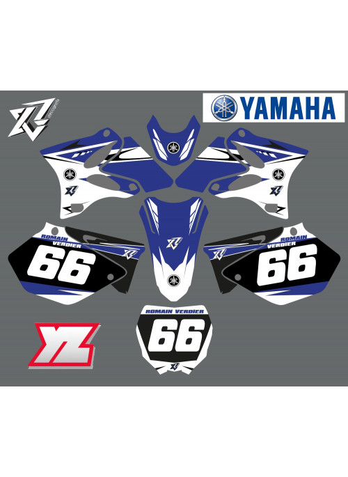 toutes les pieces motocross yamaha kit chaine yz 80 85 yzf 250 yzf 450 pistons pneus. Black Bedroom Furniture Sets. Home Design Ideas