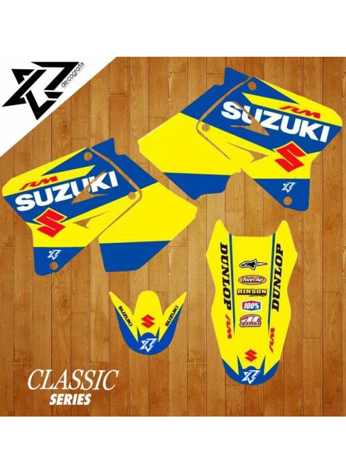 Kit Deco Suzuki Rm 125 CLASSIC