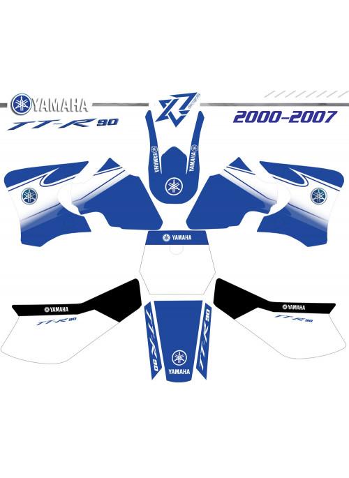 Kit deco TT-R 90 Yamaha TTR90