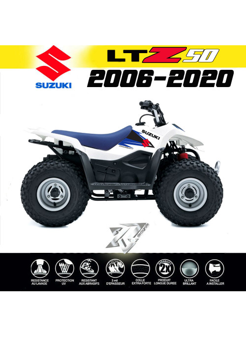 KIt deco QUAD SUZUKI LTZ-50