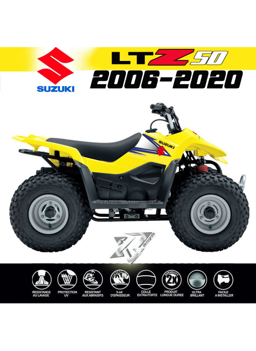 KIt deco QUAD SUZUKI LTZ50 50LTZ