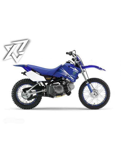 Kit deco TTR 90 MONSTERS pour Yamaha