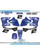Kit deco 90TTR MONSTERS Personnalisable Yamaha TTR90 Decografix