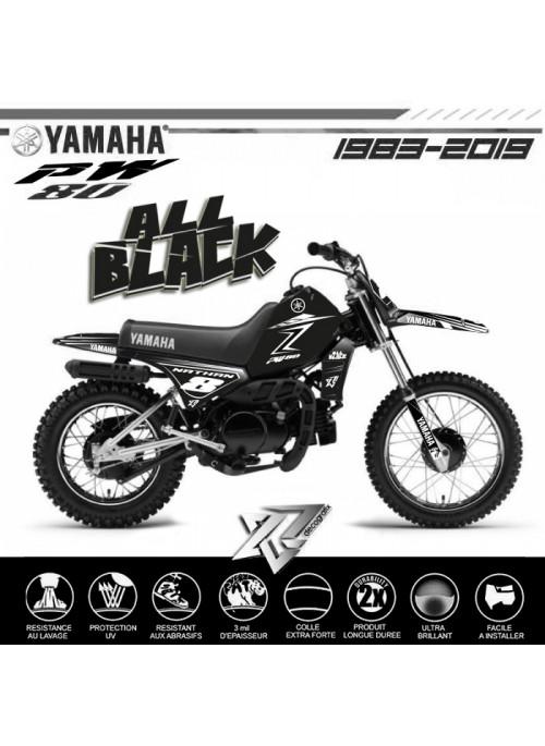 Kit deco PW 80 NOIR ALL BLACK