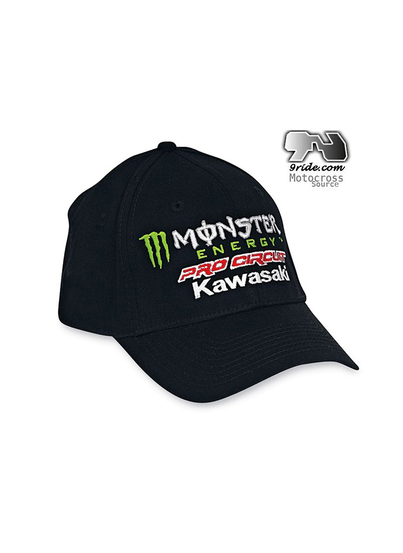 casquette monster energy pro circuit. Black Bedroom Furniture Sets. Home Design Ideas