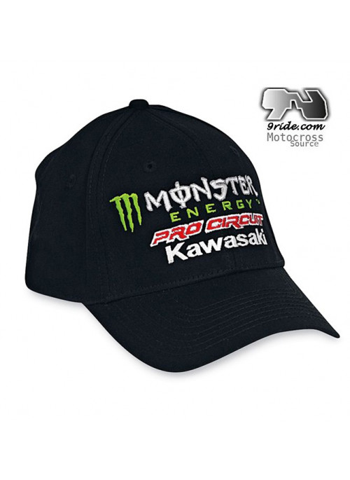 Casquette Monster-Energy Pro Circuit
