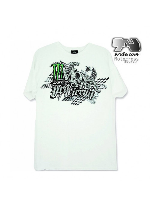 Tee shirt Monster energy Pro Circuit ZIBRA