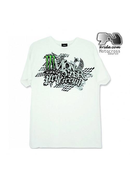 Tee shirt Monster energy Pro Circuit ZIBRA