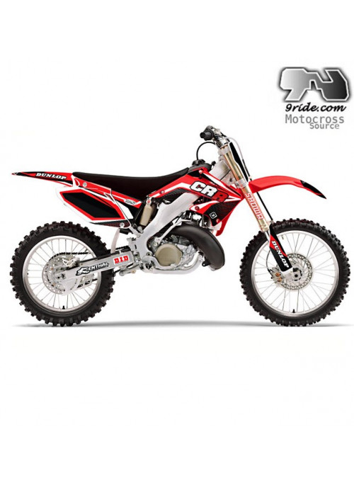 Kit deco Honda CR 125 flu Designs