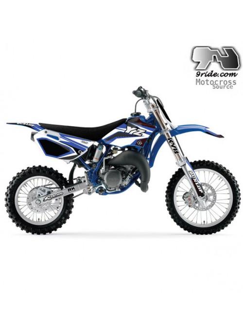 Kit deco Yamaha 85 YZ Flu Designs