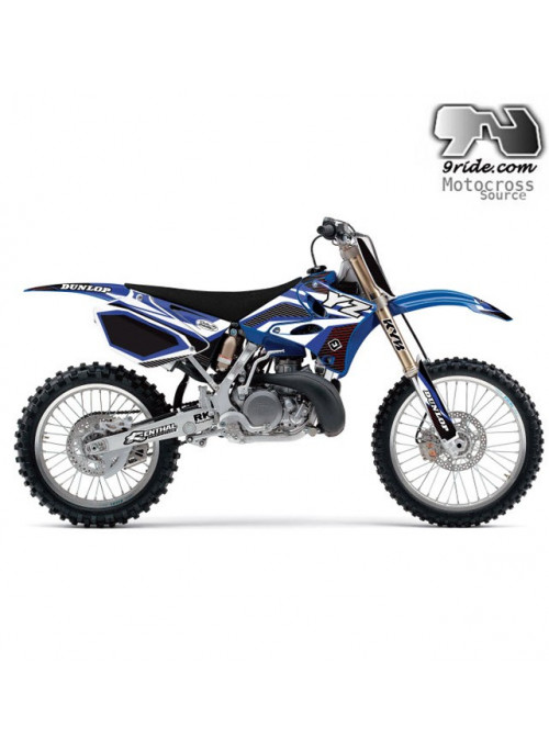 Kit deco Yamaha 125 YZ Flu Designs