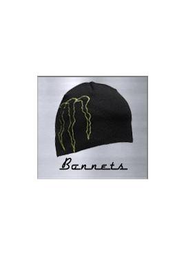 Bonnets Monster Energy
